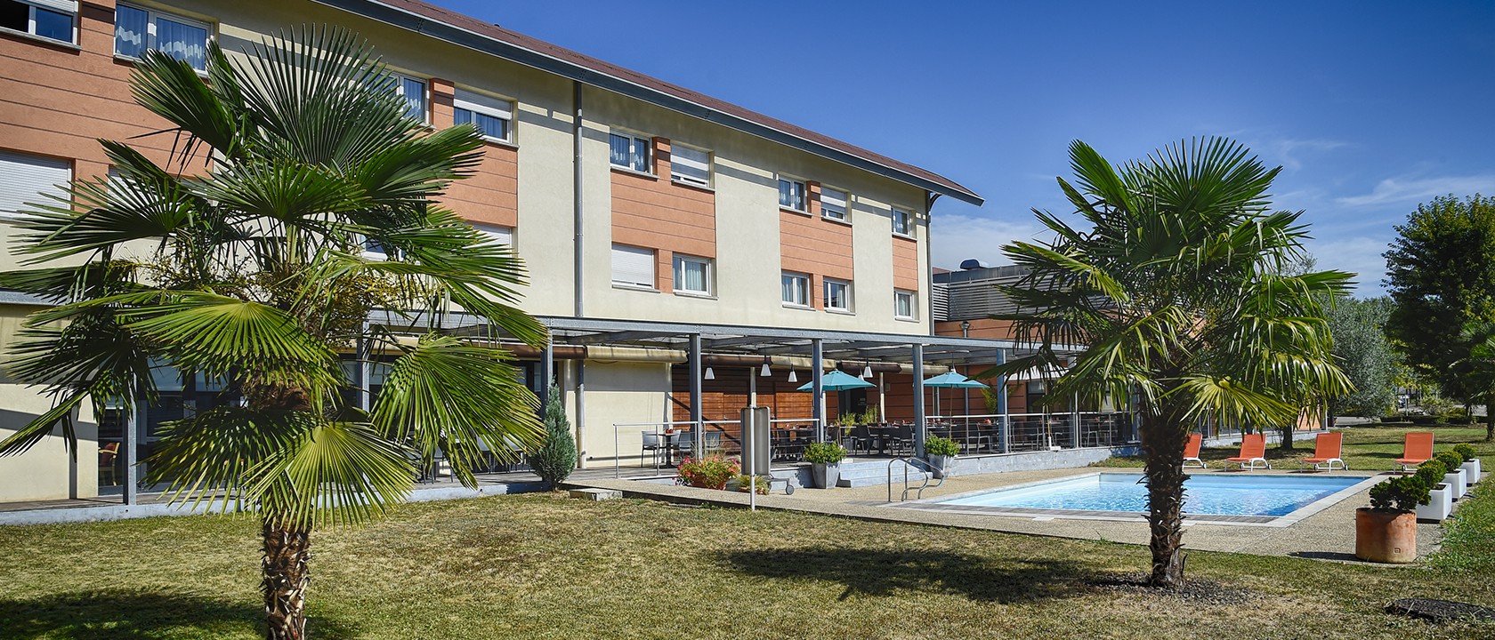 Resort à Bernin Isère